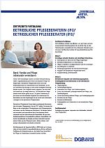 Pflegeberater Flyer